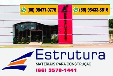 Estrutura Materiais para Construção