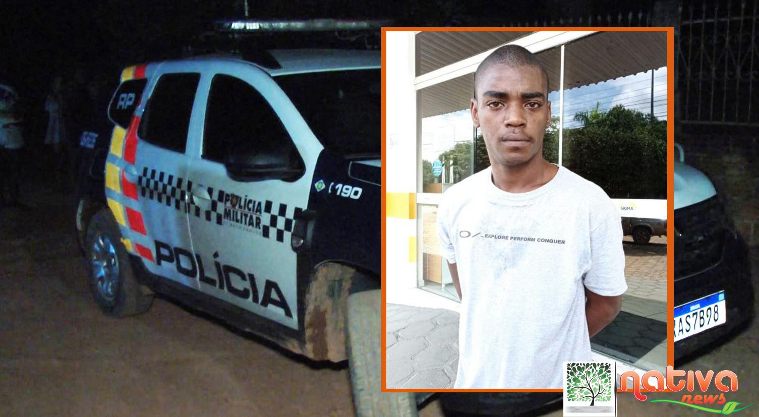 Suspeito de roubos é executado com mais de 9 tiros